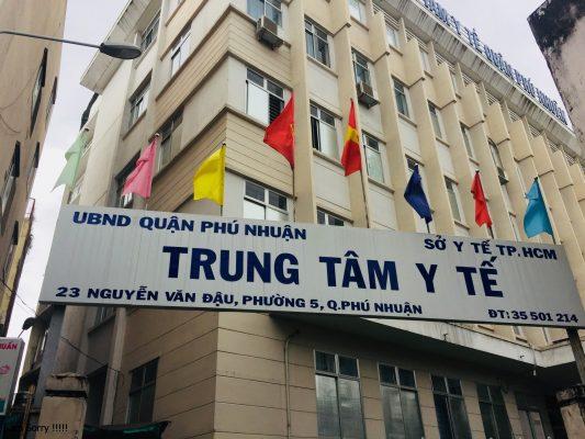 Đăng ký điều trị HIV miễn phí Quận Phú Nhuận