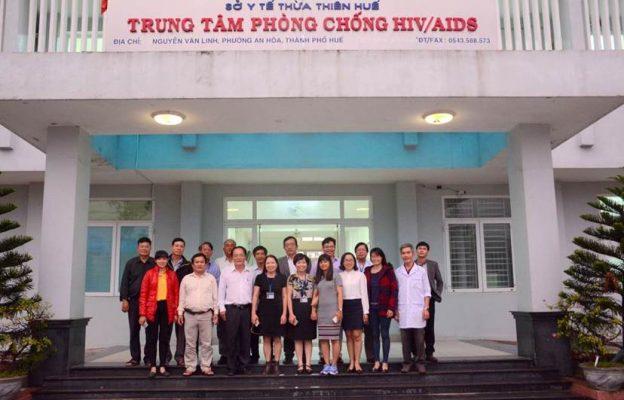 Khoa Tham Vấn Hỗ Trợ Cộng Đồng Thừa Thiên Huế