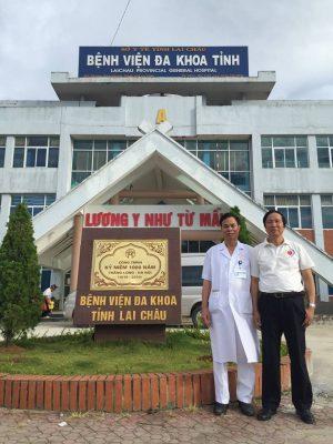 Khoa Tham Vấn Hỗ Trợ Cộng Đồng Lai Châu