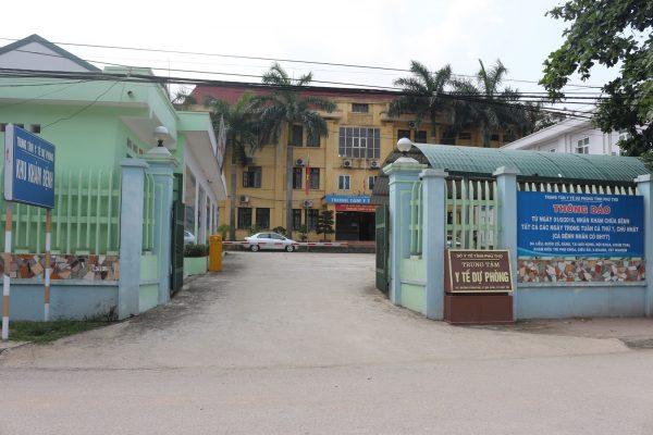 Khoa Tham Vấn Hỗ Trợ Cộng Đồng Phú Thọ