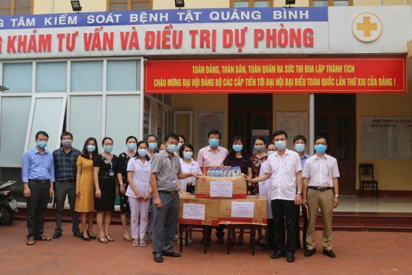 Đăng ký điều trị HIV miễn phí Quảng Bình