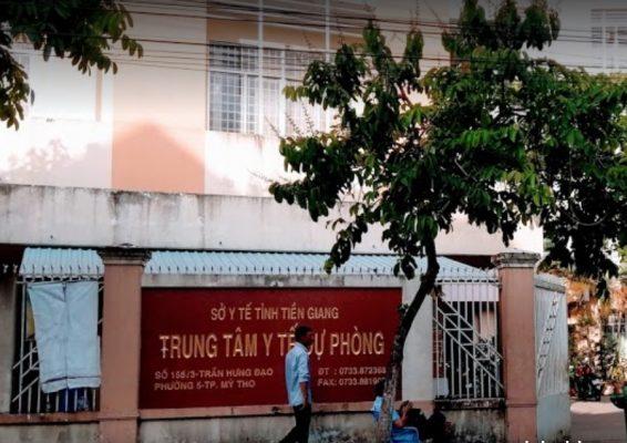 Khoa Tham Vấn Hỗ Trợ Cộng Đồng Tiền Giang
