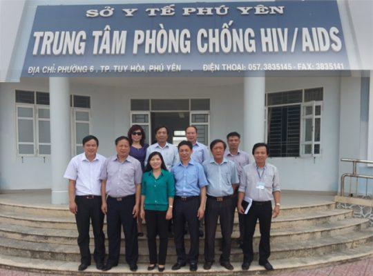 Khoa Tham Vấn Hỗ Trợ Cộng Đồng Phú Yên