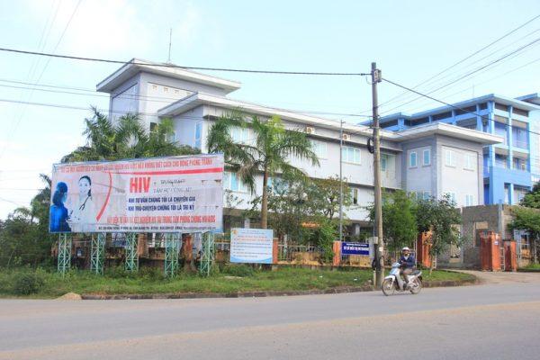 Khoa Tham Vấn Hỗ Trợ Cộng Đồng Quảng Trị