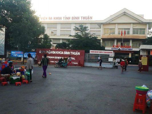 Thuốc ARV miễn phí Bình Thuận