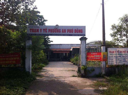 Thuốc PEP miễn phí Phường An Phú Đông