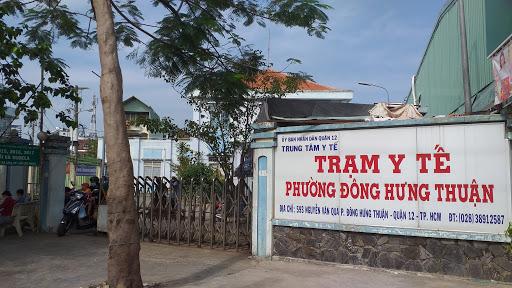 Thuốc PEP miễn phí Phường Đông Hưng Thuận
