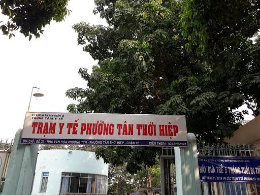 Thuốc PEP miễn phí Phường Tân Thới Hiệp