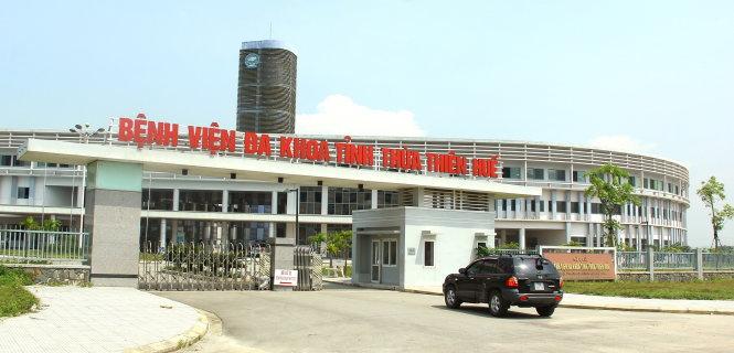 Thuốc ARV miễn phí Thừa Thiên Huế