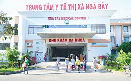 Thuốc phơi nhiễm HIV Hậu Giang