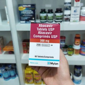 Thuốc Abacavir Tablets USP 300mg