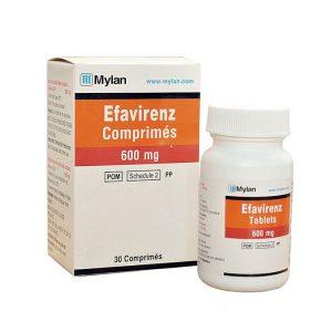 Thuốc Efavirenz 600mg