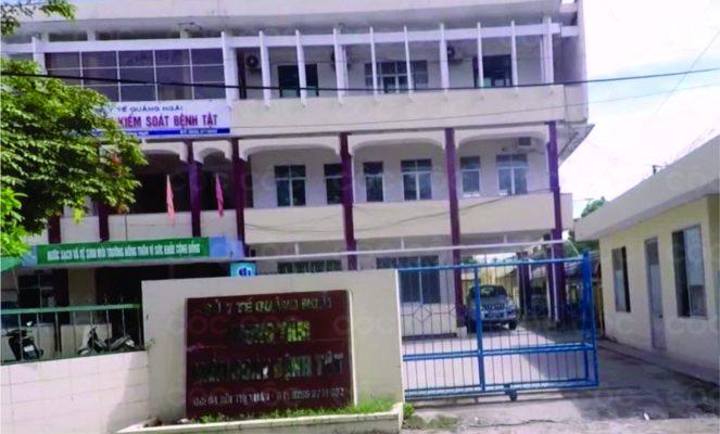 Danh sách địa chỉ xét nghiệm hiv miễn phí Quảng Bình