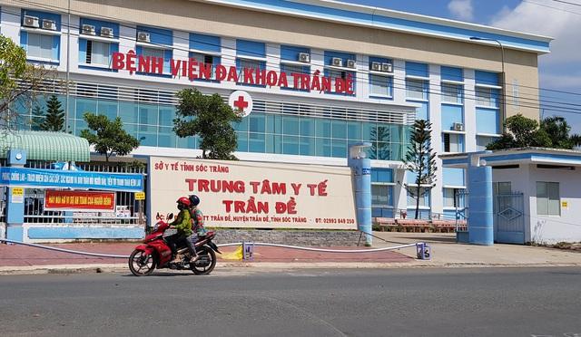 Điều trị HIV miễn phí Sóc Trăng