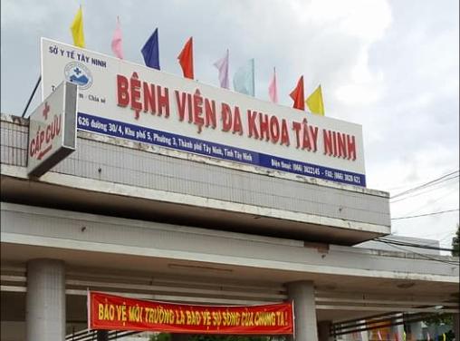 Danh sách địa chỉ xét nghiệm hiv miễn phí Tây Ninh