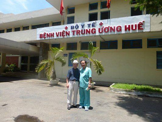Danh sách địa chỉ xét nghiệm hiv miễn phí Thừa Thiên Huế