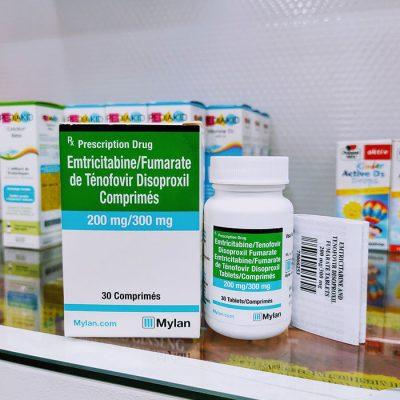 Thuốc PrEP miễn phí Huyện Mộc Hóa