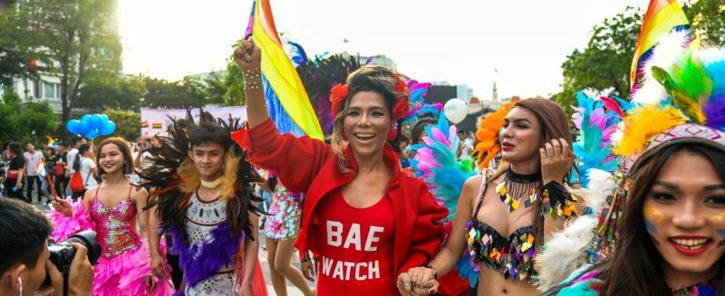 Cộng đồng LGBT Quận 3